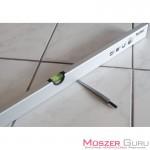 Hézagmérő mérőék 0,1 mm Szintezőléc és mérőléc S610
