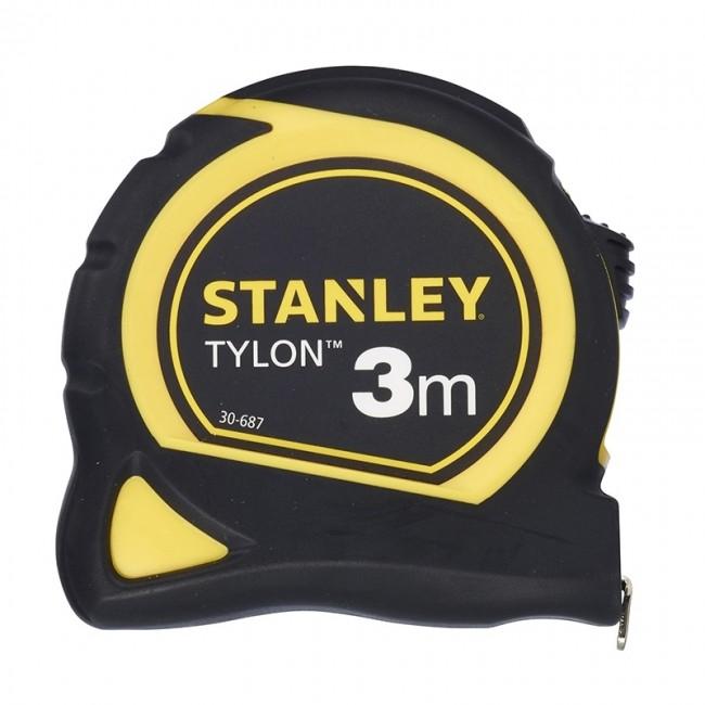 Stanley Tylon mérőszalag 3 méteres Mérőszalag és öntapadós szalag 0-30-687