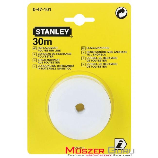 Stanley tartalék zsinór 30 méteres Jelölő filcek és zsinórok 0-47-101