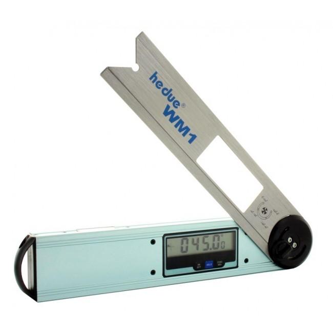 hedue WM1 digitális szögmérő 25 cm Szögmérő digitális és analóg D104