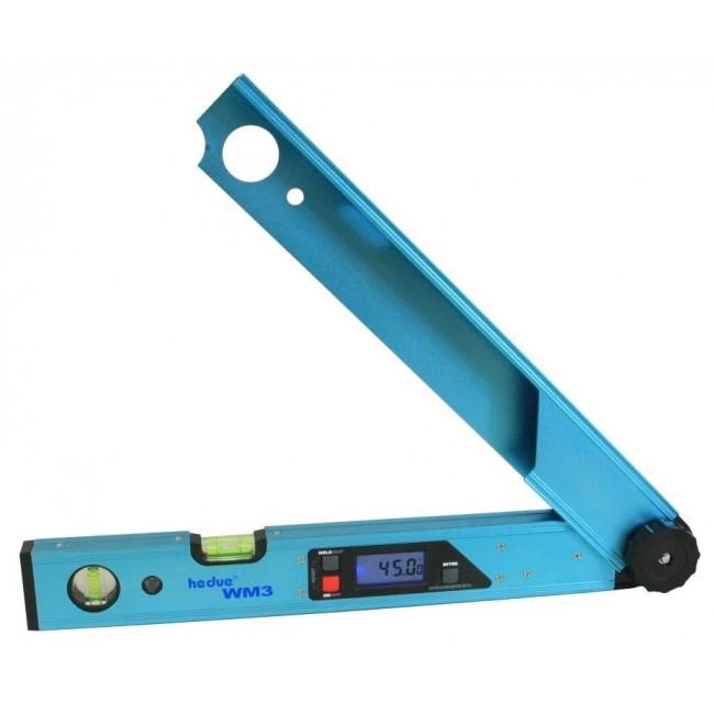 hedue WM3 digitális szögmérő 75 cm Szögmérő digitális és analóg D109