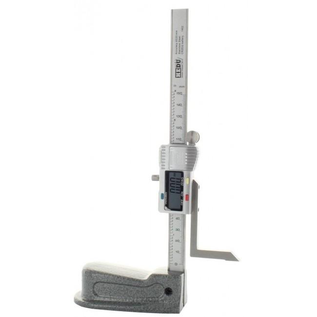 Digitális magasságmérő 150 mm Tolómérő digitális és analóg 1402