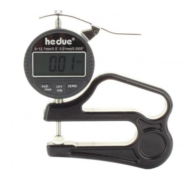 hedue digitális vastagságmérő Tolómérő digitális és analóg S365