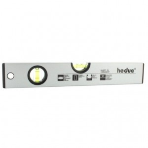 hedue alumínium vízmérték 100 cm mágnessel Digitális és alumínium vízmérték 22100