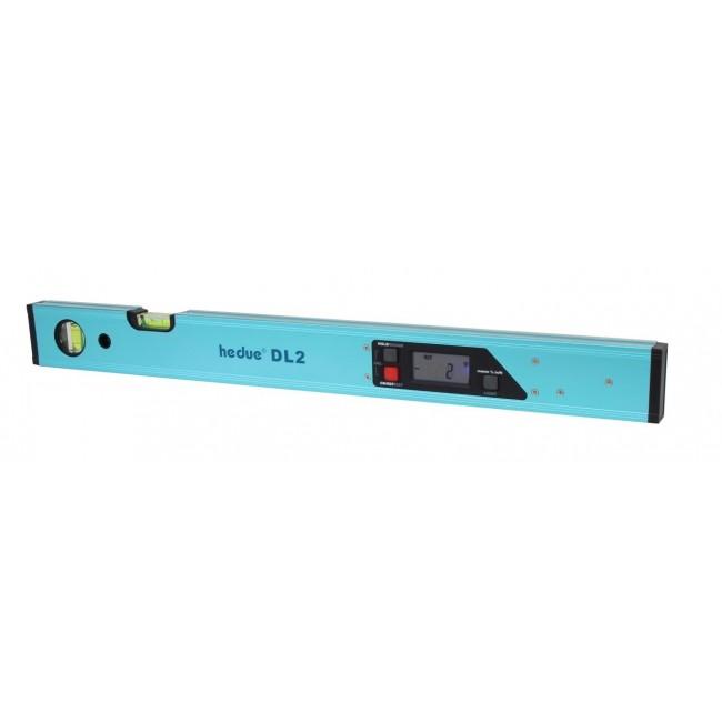 hedue DL2 digitális vízmérték 80 cm Vízmérték digitális és alumínium M554