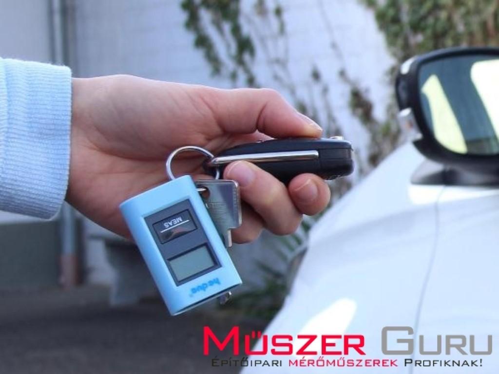 hedue EM3 lézeres távolságmérő belétéri használatra ideális