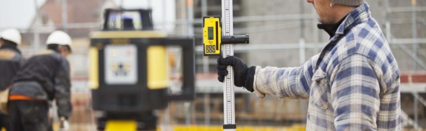 Leica Rod Eye lézer detektorok