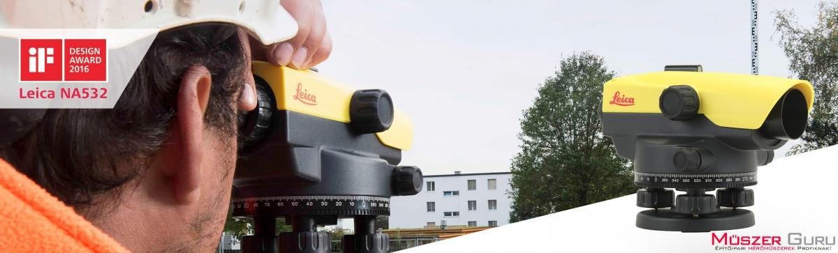 Leica NA532 optikai szintező akció