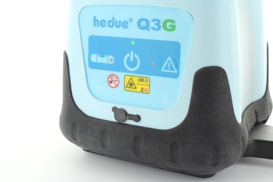 Hedue Q3G állítható fényerőséggel