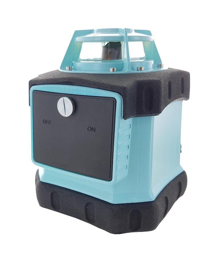 hedue Q1 forgólézer cserélhető AA akkumulátorral